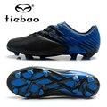 Tiebao sapatos de treinamento de futebol de alta qualidade homens botas de futebol fg & HG Solas Das Sapatilhas Chuteiras de futebol chuteira futebol Tamanho DA UE 39-45
