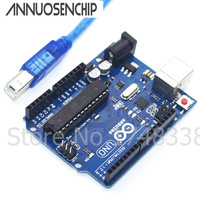 UNO R3 I O ISP 3 3V 5V ATmega328P Development MEGA328P ATMEGA16U2 Board For Arduino Module