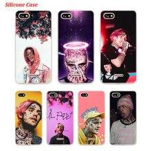 Silicone Phone Case XxxTentacion Lil Bo Peep for Xiaomi Redmi S2 Note 4 4X 5 5Pro 5A Plus 6 6A 7 Pro Cover