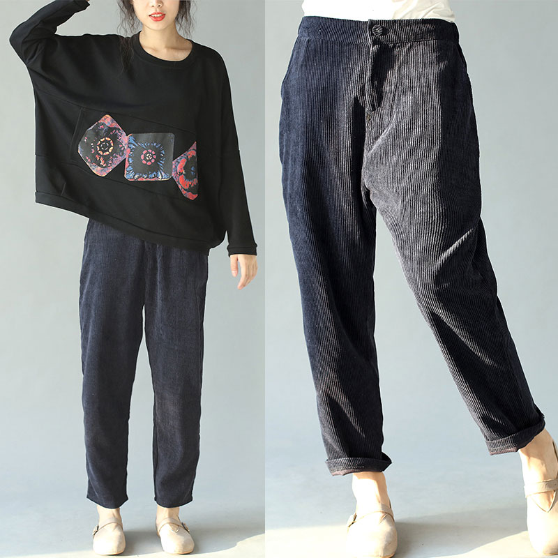 Popular Corduroy Women Pants-Buy Cheap Corduroy Women Pants lots ...
