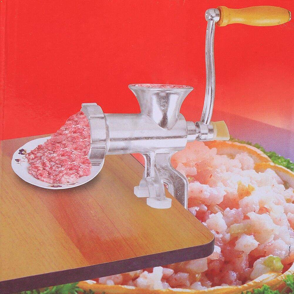 multifunzionale domestico in lega di alluminio tritacarne tagliatelle rettifica robot da cucina macchina per cucinare