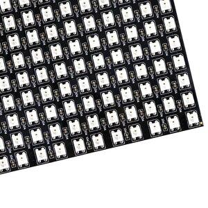 Image 4 - Matrix 16*16 Pixel 256 Pixels WS2812B WS2812 Digital Flexible LED Panel Individually Addressable 5050 RGB Full Dream Color DC5V