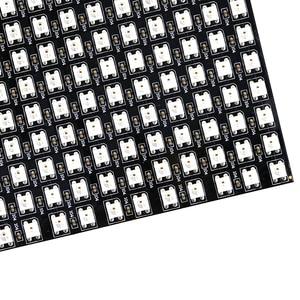 Image 4 - Matriz 16*16 pixel 256 pixels ws2812b ws2812 digital flexível led painel individualmente endereçável 5050 rgb sonho completo cor dc5v