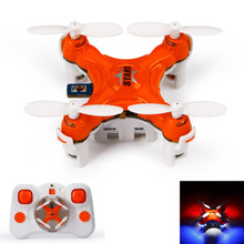 Red RC Quadcopter 4 Channel 2.4GHz 6 Axle Gyro Drone for Cheerson CX-10