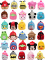 Cartoon Kids School Backpack Children Bag Kindergarten Baby Mochila Infantil Student Boy MINION SUPERMAN BATMAN HELLO KITTY