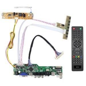 "Image 1 - HD MI TV LCD denetleyici kurulu için 23 ""LM230WF5 TLC1 LM230WF5 TLB1 1920x1080 23 inç LCD ekran USB destek Video M230WF5 TLA1"
