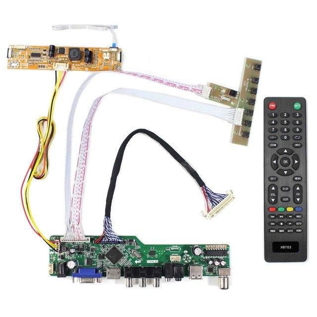 "HDMI TV LCD плата контроллера для 23 ""LM230WF5 TLC1 LM230WF5 TLB1 1920x1080 для 23 дюймов ЖК экран USB поддержка видео M230WF5 TLA1"