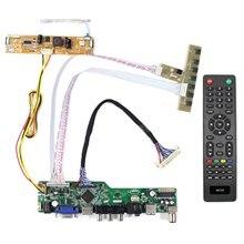 """Placa controladora LCD MI TV HD para LM230WF5 TLC1 de 23 """", LM230WF5 TLB1, 1920x1080, pantalla LCD de 23 pulgadas, compatible con USB, M230WF5 TLA1 de vídeo"""