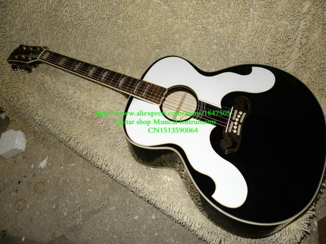 wholesale guitar Custom acoustic guitar guitar 200 free shipping