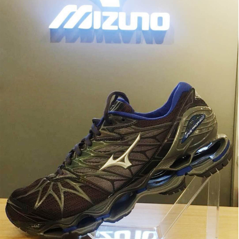 Mizuno Running Shoes Men MIZUNO WAVE Prophecy 7 Professional Men Shoes Outdoor Air Cushioning Sport Sneakers Weightlifting Shoes цена
