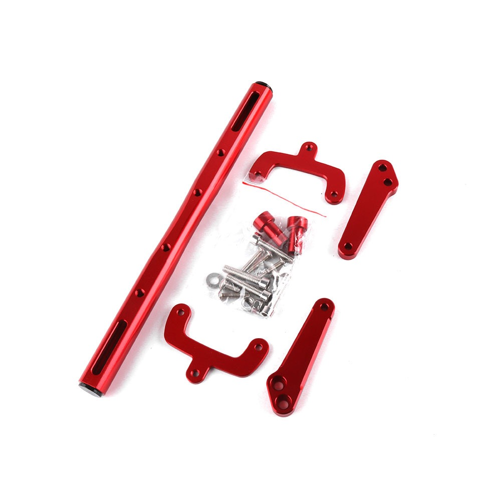 for Yamaha TMax530 Motorcycle 12 17 Years Multifunctional Aluminum Alloy Extended Bracket Cross Bar in Covers Ornamental Mouldings from Automobiles Motorcycles