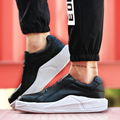 Fashion Casual Shoes Men Soft Shoes Platforms Breath Height Increasing Shoes For Male British Thick Soled Shoes Zapatos Hombre