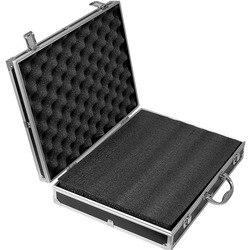 Многофункциональный ящик для инструментов из алюминиевого сплава, ящик для инструментов, высококачественный ударопрочный защитный чехол ...