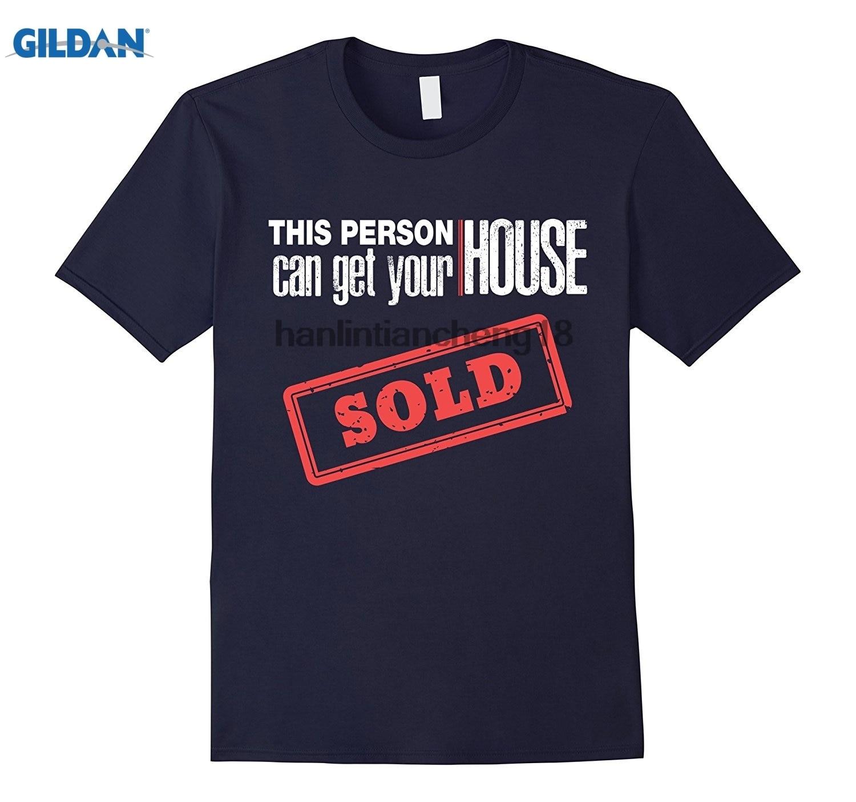 Возьмите 2018 агент по недвижимости футболка этот человек может получить ваш дом ...