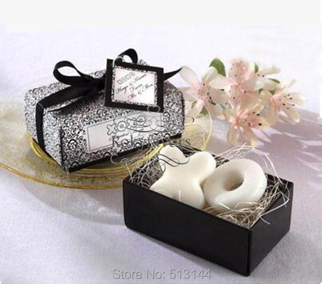 Free Shipping 50sets Hug And Kiss Scented Soap Favors Wedding Reception Giveaways Xo Cute