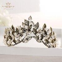 Bride Crystal Rhinestone Fashion Luxury Vintage Baroque Wedding Hair Accessory Accessories