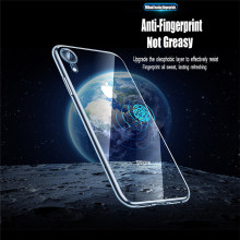 Get more info on the Ultra Thin Transparent Case For iPhone X XS Max XR Cases Clear Soft TPU Cover For iPhone 7 8 6 plus 5 5s SE Phone Case protect