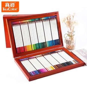 72/108 colores Lápices de Colores de Madera Conjunto Paquete de ...