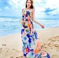 Novas Mulheres de Verão Senhoras Vestido de Chiffon Envoltório Sarong Praia Swimwear Maiô Praia Maiô Cover Up Bikini Pareo Scarf