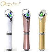USB Natural Jade Ion Eye Beauty Care Skin Moisture Lifting Tightening Dark Circle Eyebag Wrinkle Removal Vibration Massager Pen