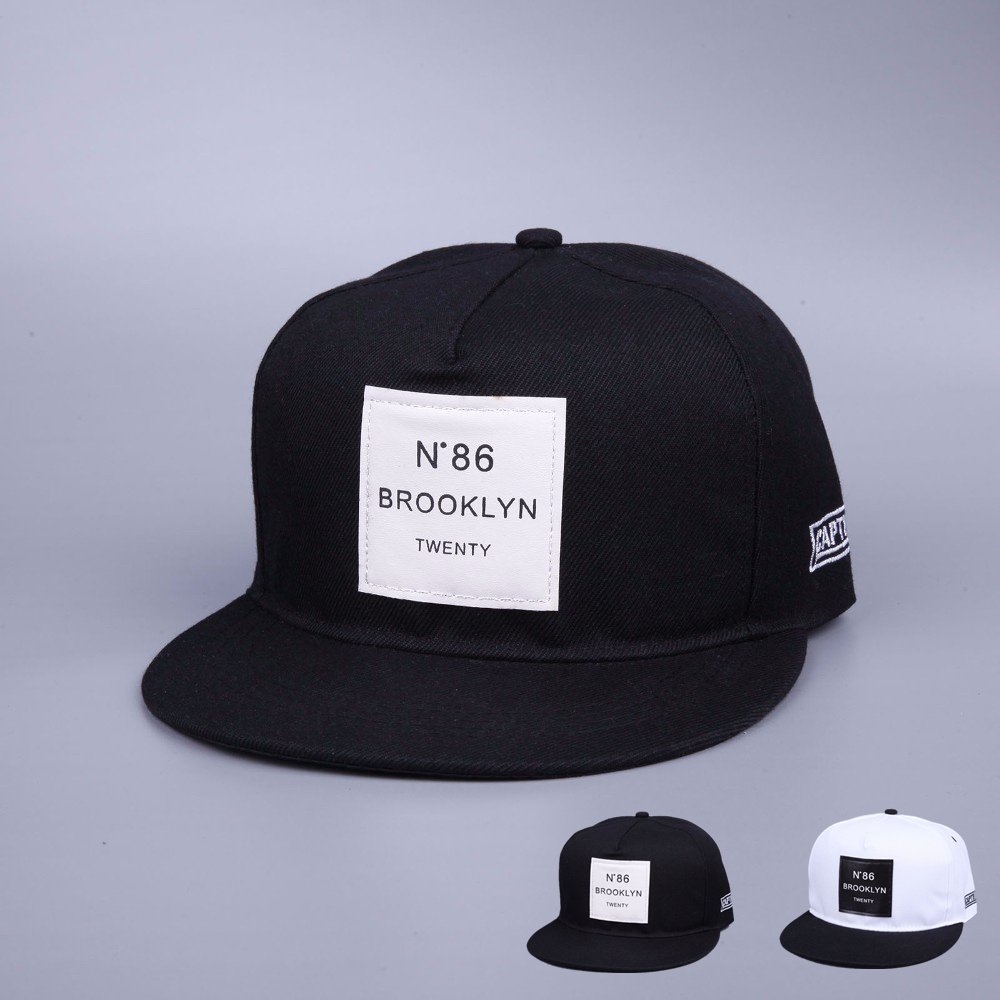 2016 NEW Brooklyn Cap black white baseball cap snapback hats 5 panel hat fashion hip hop cap casquette bone aba reta gorras 2016 new new embroidered hold onto your friends casquette polos baseball cap strapback black white pink for men women cap
