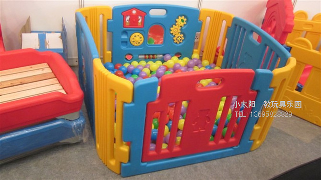 Game fence child playpen ocean ball pool baby fence fences