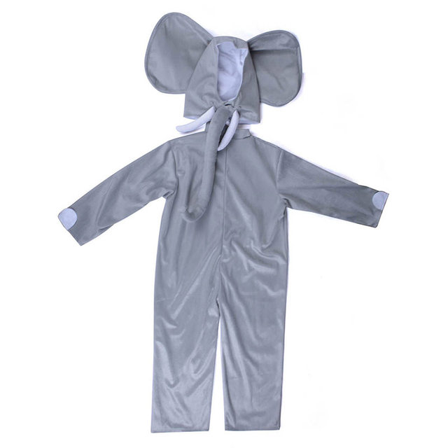 KTLPARTY Baby Elephant Costume Kids children Animal Onesies big ear nose Elephant Cosplay Costume Fancy Dress Jumpsuit with hat  sc 1 st  Aliexpress & Online Shop KTLPARTY Baby Elephant Costume Kids children Animal ...
