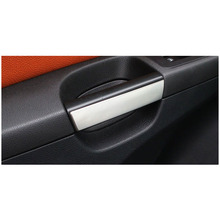 lsrtw2017 car styling car front door handle trims for volkswagen vw sharan 2011 2012 2013 2014 2015 2016 2017 2018 цена