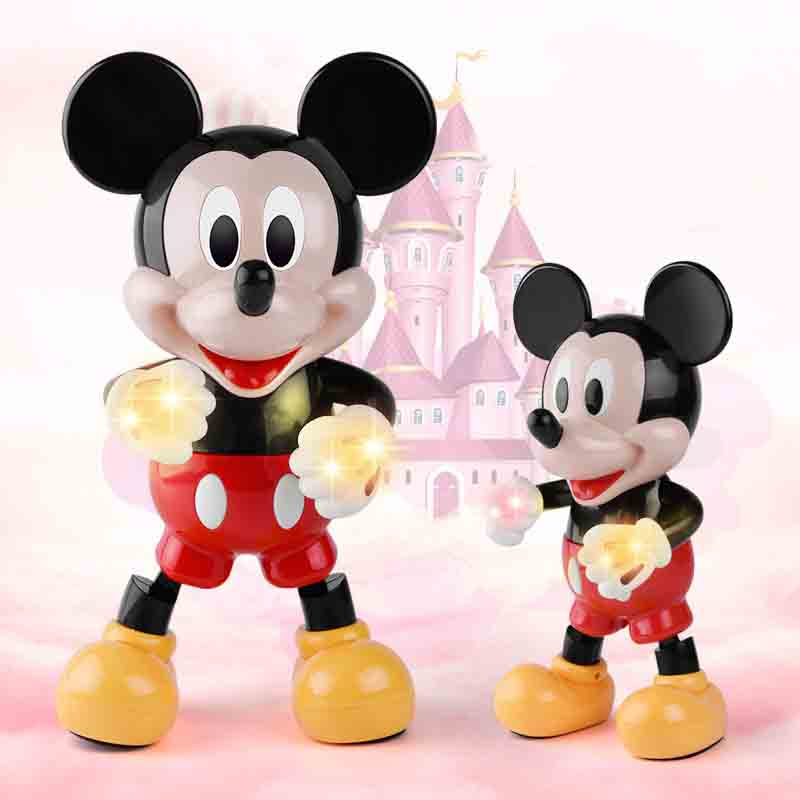 Mickey Minnie Birthday Party Gift Child Baby Dancing Toy Party Christmas Toy Gift