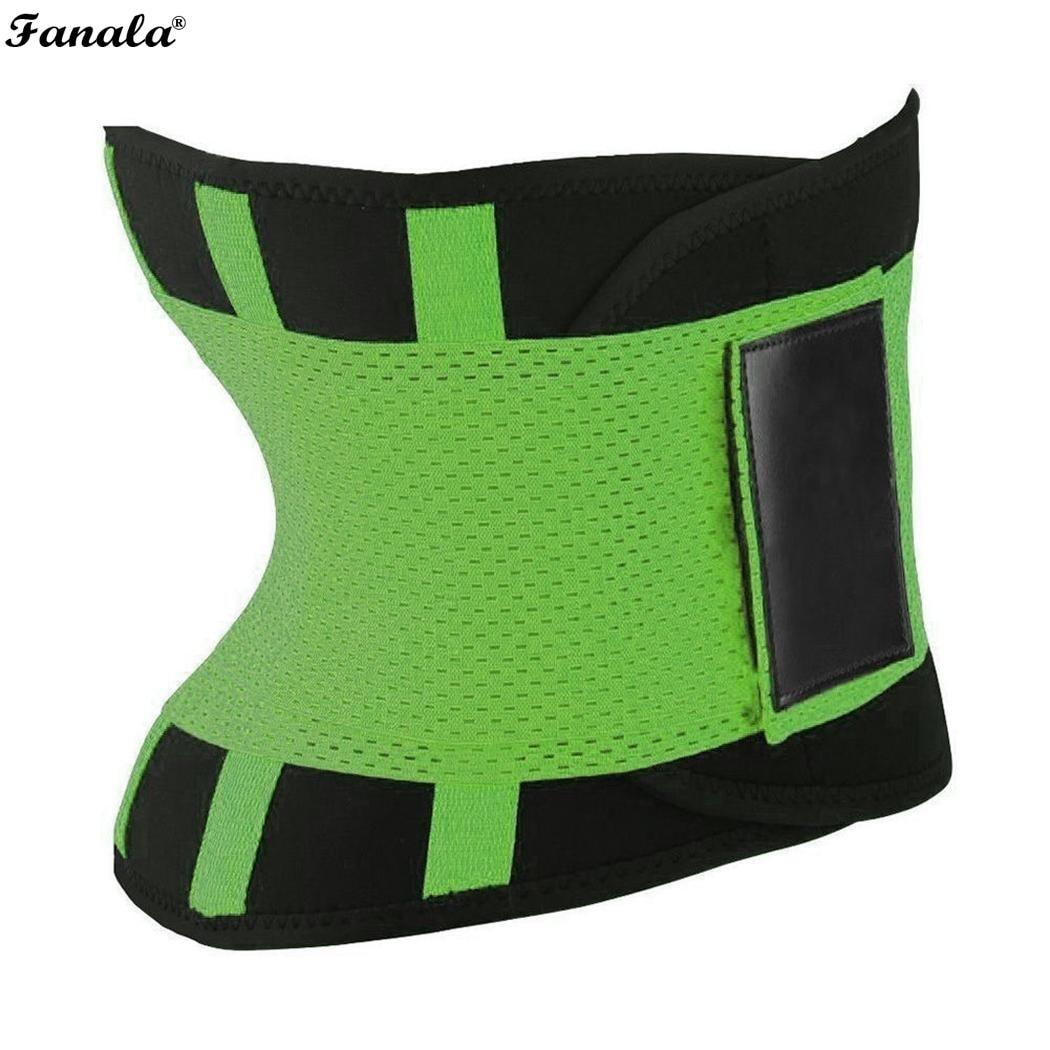 a7f0a4ca5e0 SEXY Men Womens Waist Trainer Cincher Control Underbust Shaper Corset  Shapewear Body Tummy Sport Belt girdles Firm Control Waist-in Blouses    Shirts from ...