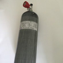 New Style 6.8L Carbon Fiber Wrapped Composite Aluminium Liner Cylinder Equiped With A Valve-K