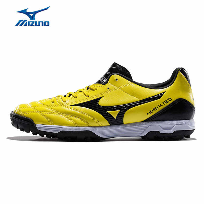 d02967b558891 MIZUNO Men s MORELIA NEO UT Soccer Shoes TF Support Breathable Sports Shoes  Sneakers P1GD151594 YXZ058