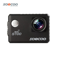 SOOCOO S100 Action Camera 4K Wifi Built In Gyro GPS Extension Go Waterproof Pro Mini Cameras