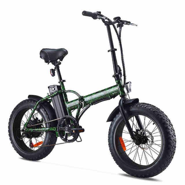 20 zoll mini klapp mini elektrisches fahrrad 48 v lithium. Black Bedroom Furniture Sets. Home Design Ideas