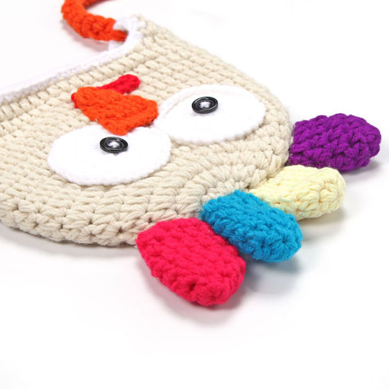 Baby Crochet Turkey Hat Thanksgiving Hat Newborn Animal Photo Prop Handmade  Baby Earflap Beanie Cap 1pc H168-in Hats   Caps from Mother   Kids on ... dfe2e1b58bc9