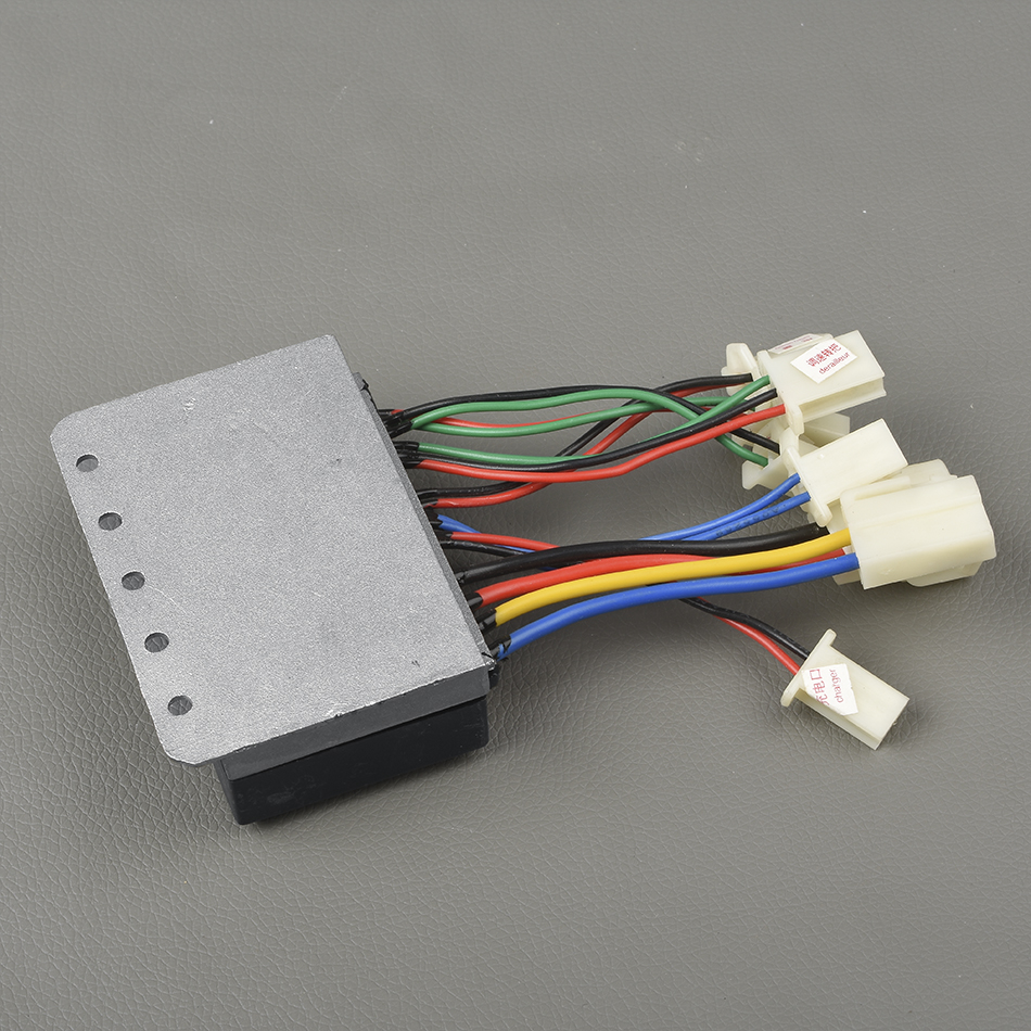 L2424D 250W 24V brush motor electric scooter controller electric ...