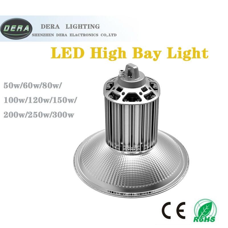 120W integrirana industrijska rasvjeta svjetiljka s visokim zaljevima - Profesionalna rasvjeta - Foto 3