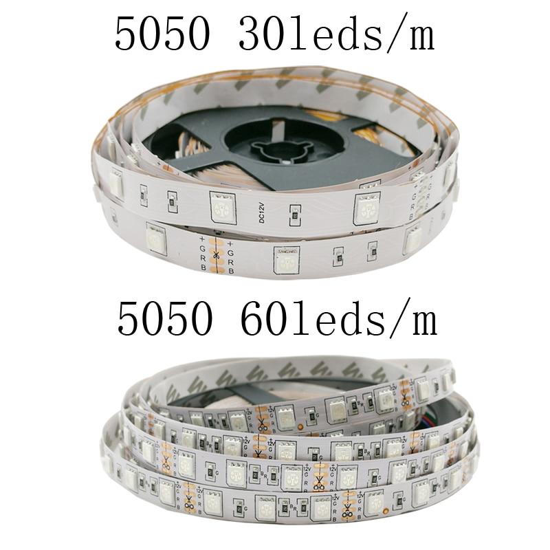 RiRi- ն հաղթեց SMD5050 RGB LED շերտով LED թեթև - LED լուսավորություն - Լուսանկար 3