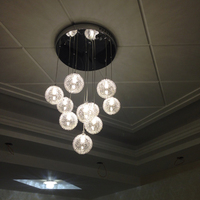 Chandelier Fashion Art Restaurant Lights Modern Minimalist Study Nordic Bar Table Lamp Dining Room Hanging Lamp