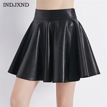178df24f7978 Großhandel faux leather flared skirt Gallery - Billig kaufen faux ...