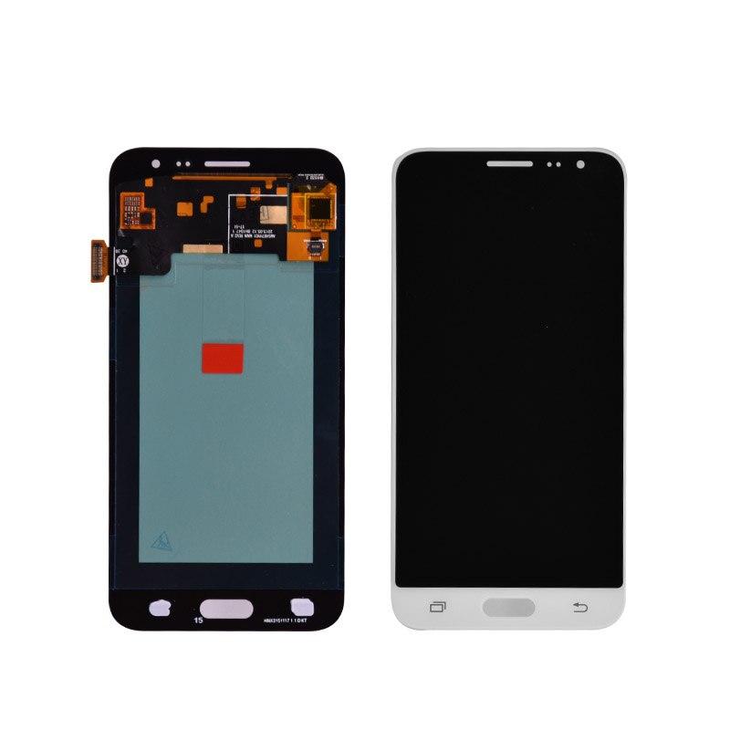 ORIGINAL Display LCD Super AMOLED Para Samsung Galaxy J3 2016 J320 J320A J320F J320P J320M J320Y J320FN Digitador Da Tela de Toque