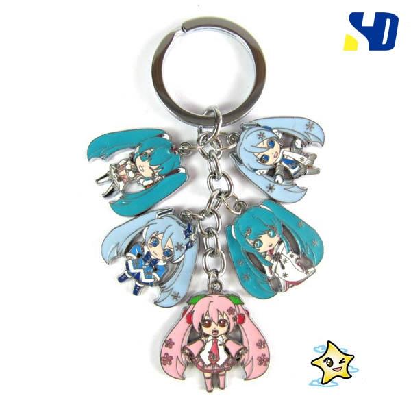 hatsune-miku-font-b-vocaloid-b-font-figure-toys-keychain-pendant-mini-snow-hatsune-miku-model-key-ring-toys