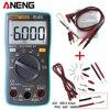 ANENG AN8002 Digital Multimeter 6000 Counts Backlight AC DC Ammeter Voltmeter Ohm Portable Meter