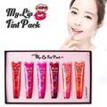 Berrisom Meu Lábio Matiz Matiz Pack um Cores Oops Pack 100% Autêntico (15g) Lip Plump Máscara Melhor red lip maquiagem