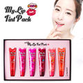 berrisom My Lip Tint Pack one Colors Oops Tint Pack 100% Authentic (15g) Lip Plump Mask Best red lip makeup