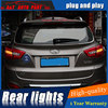 Car Styling For Hyundai IX35 LED Taillights 2010 2013 Benz Tail Lamp Rear Lamp Fog Light