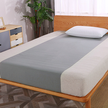 Grounded Half bed sheet 60*270cm Improved circulation Not included pillow cases conductive fabric for good health better sleep