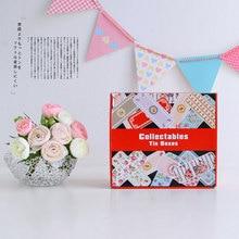 1x rectangular slide cover MiNi iron box gift storage box