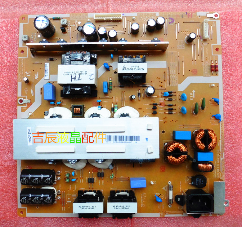 power panel P60QF_ESM BN44-00689A is used power panel bn44 00770a psfl940h06a l40hfp esm is used