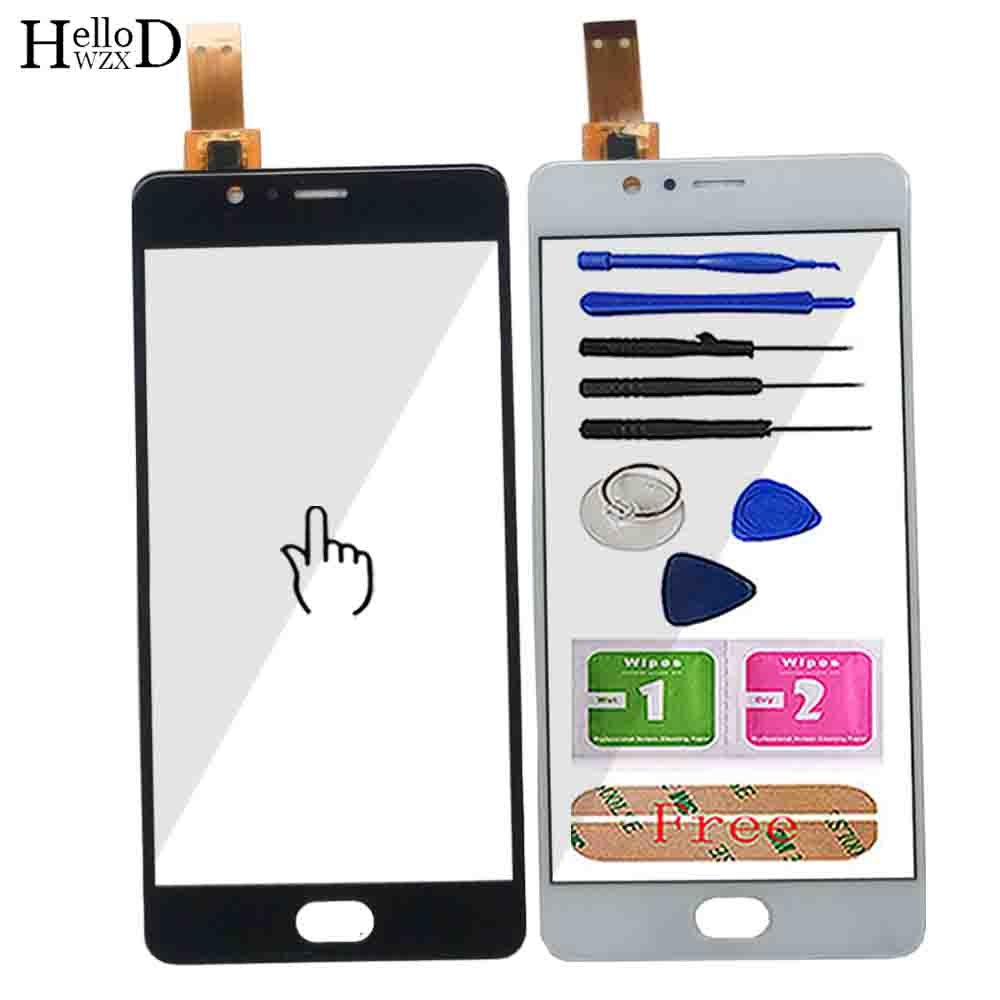 5.5'' Mobile Touch Screen Digitizer For ZTE Nubia M2 NX551J Touch Screen Digitizer TouchScreen Lens Sensor Tools 3M Glue